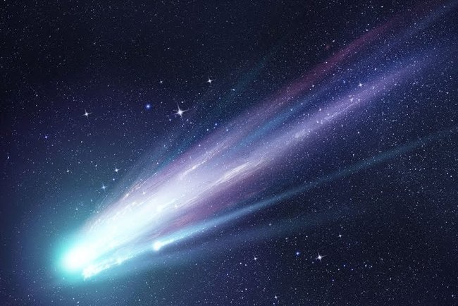 Телескоп ALMA сделал снимок самой яркой кометы 2018 года