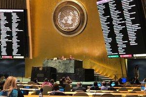 Украинская резолюция в ООН о пытках России: кто голосовал против