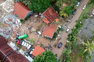 Цунами в Индонезии: число погибших увеличилось до 222