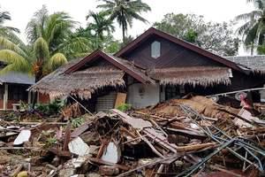 В Индонезии объявлена угроза нового цунами