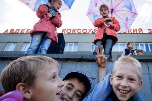 Львовские музыканты готовят новогодние подарки для детей в Авдеевке и Угледаре