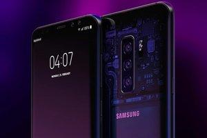 В Android 9.0 нашли секретное упоминание о Samsung Galaxy S10