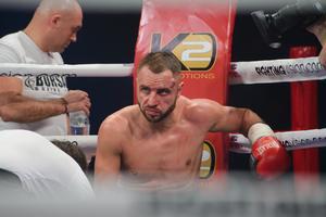 Малоизвестный боксер из Узбекистана сломал два ребра украинцу Максу Бурсаку