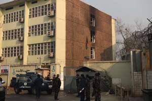 Нападение на министерство в Кабуле: появились новые подробности и фото