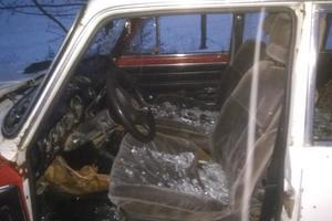 В Винницкой области юноша угнал и разбил два автомобиля