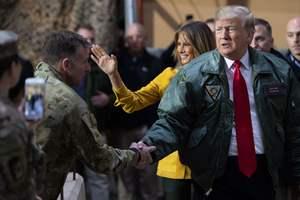 Трамп заявил, что США не собираются выводить войска из Ирака