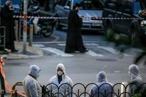 В центре Афин прогремел взрыв: есть пострадавшие