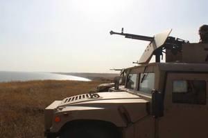 Азовское побережье Украины защищено от вторжения России – ООС