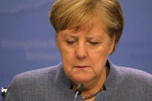 Авария лайнера с Ангелой Меркель: в Германии нашли виновного