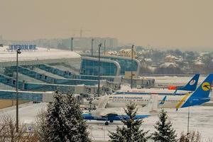 Пассажиры авиакомпании SkyUp застряли в аэропортах Львова и Шарм-эль-Шейха