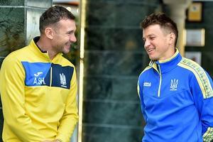 Руслан Ротань стал тренером молодежной сборной Украины