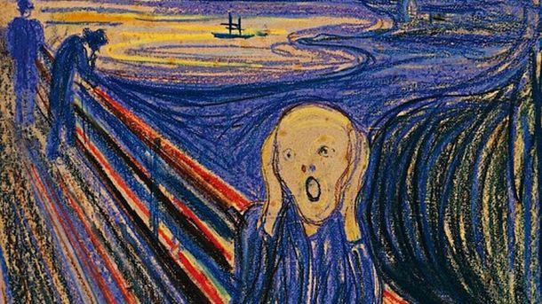 ВНорвегии бесследно пропали еще шесть картин Мунка