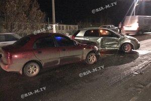 Масштабное ДТП в Мелитополе: четверо раненых, появились фото и видео