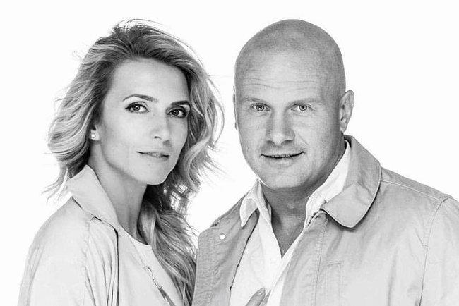 Марина и Вячеслав Узелковы. Фото: instagram.com/uzelkova.marina