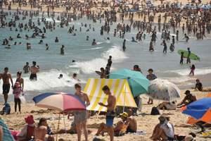 Аномальная зима в Австралии: 50-градусная жара бьет рекорды