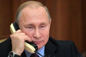 Меркель и Путин поговорили по телефону: что обсуждали