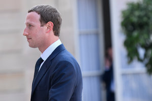 Глава Facebook Цукерберг подвел итоги года