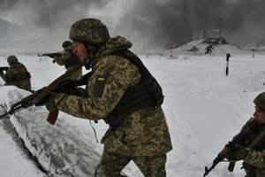 Боевики нарушили новогоднее перемирие