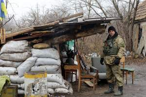 ВСУ попали под обстрел: один украинский солдат ранен