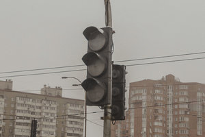 Масштабное ДТП в Киеве произошло из-за неработающих светофоров