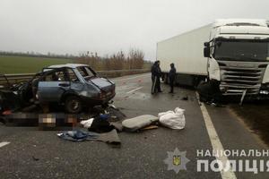 В Николаевской области произошло тройное ДТП: есть погибший