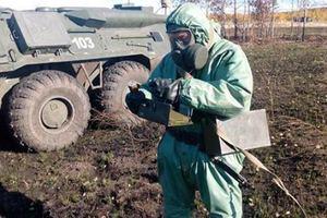 Россия готовит химатаку на Донбассе с большим количеством жертв – разведка