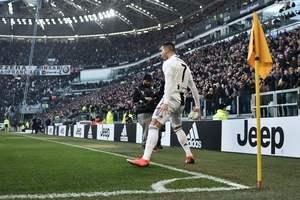 Криштиану Роналду забил гол на 2-й минуте и установил рекорд