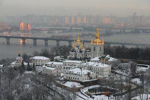 Военное положение, перемирие на Донбассе, смена названия УПЦ МП: главные события последней недели года