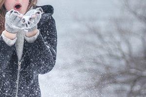 Украину накроет мокрый снег с дождем