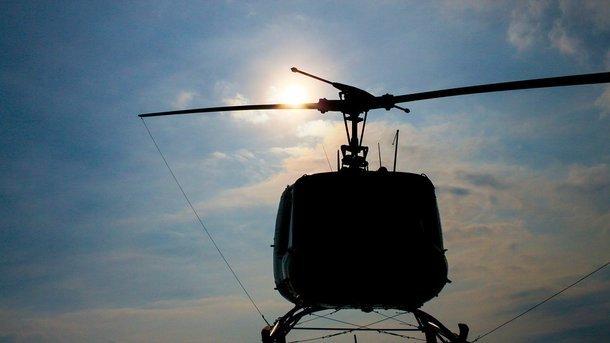 ВОАЭ разбился вертолет, перевозивший спасательный отряд