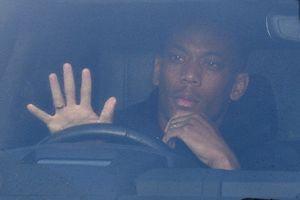 """У Сульшера случился первый конфликт со звездой """"Манчестер Юнайтед"""""""