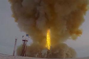 """В России мультиком """"доказали"""", что запуск ракеты """"Авангард"""" все-таки состоялся"""