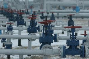 """Запасы газа на зиму в Украине """"тают"""""""