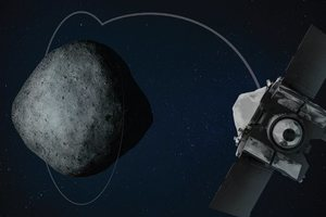 В первый день 2019 года NASA вывела на орбиту астероида космический зонд