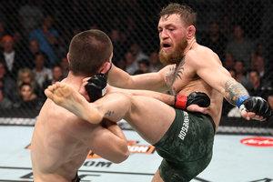 Реванш Макгрегор - Нурмагомедов должен состояться в 2019 году - глава UFC