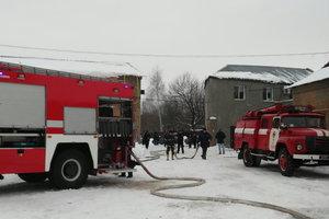 В Харькове вспыхнул мощный пожар на швейных складах: появились фото и видео