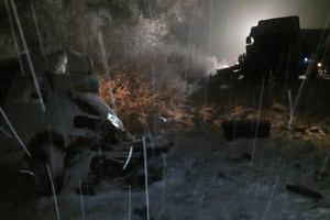 Тройное ДТП во Львовской области: есть погибшие и много раненых