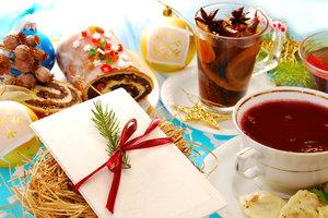 Как приготовить узвар на Рождество