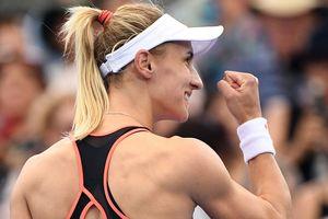 Украинка Леся Цуренко обыграла чемпионку US Open и пробилась в финал турнира