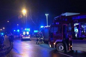 В Польше 5 человек погибли в пожаре в квест-комнате