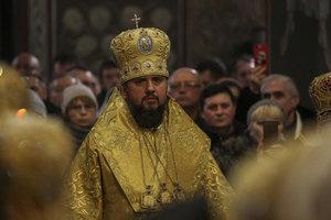 Вручение Томоса будет скреплено сослужением со Вселенским патриархом - Епифаний