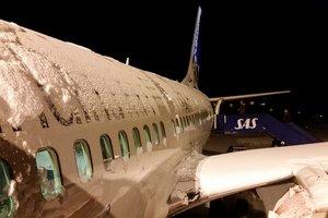 В аэропорту Мюнхена отменили 120 рейсов из-за непогоды
