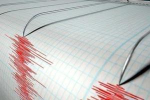 Землетрясение произошло в США