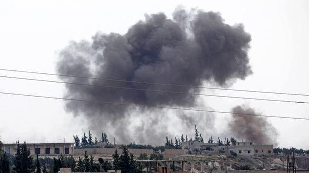 ВСирии в итоге  нападенияИГ ранены двое английских  военных— ВВС