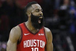 Главный бородач НБА повторил достижение легендарного Майкла Джордана