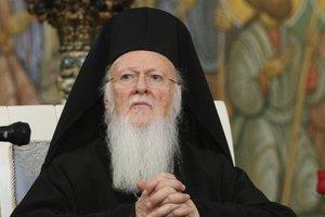 Вселенский патриарх Варфоломей поздравил украинцев с Рождеством и пообещал молиться за Украину