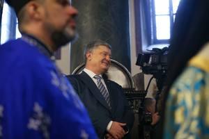 Порошенко призвал присоединиться к знаковой Рождественской литургии