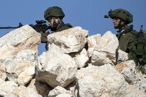 Военные Израиля в ответ на ракетный удар обстреляли объекты ХАМАС