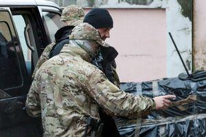 Украина подала на Россию иск в Европейский суд из-за военнопленных моряков