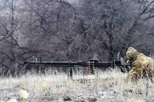 Боевики четыре раза нарушили перемирие: ранен украинский военный